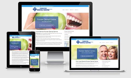 Forster Dental website