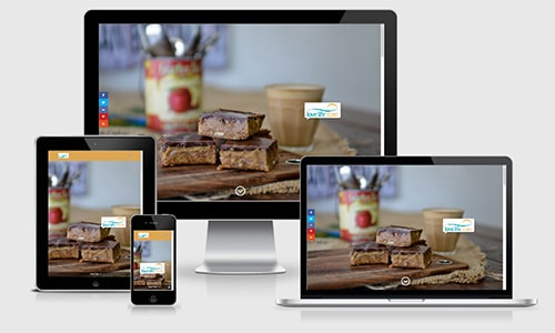 Love Life Store cafe Concord West web design