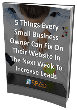 small business website fixes