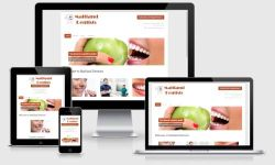 maitland dentist website design