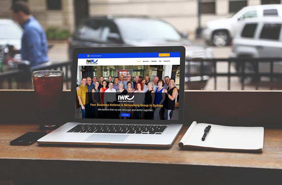 Inner West Referrals networking website